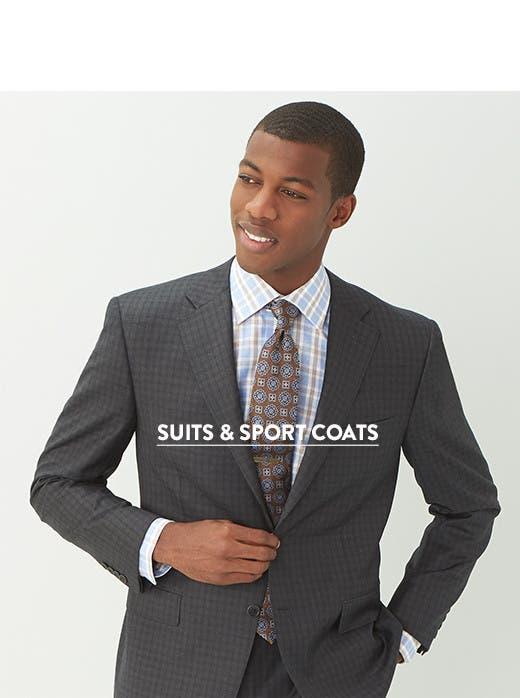 Suits & sport coats.