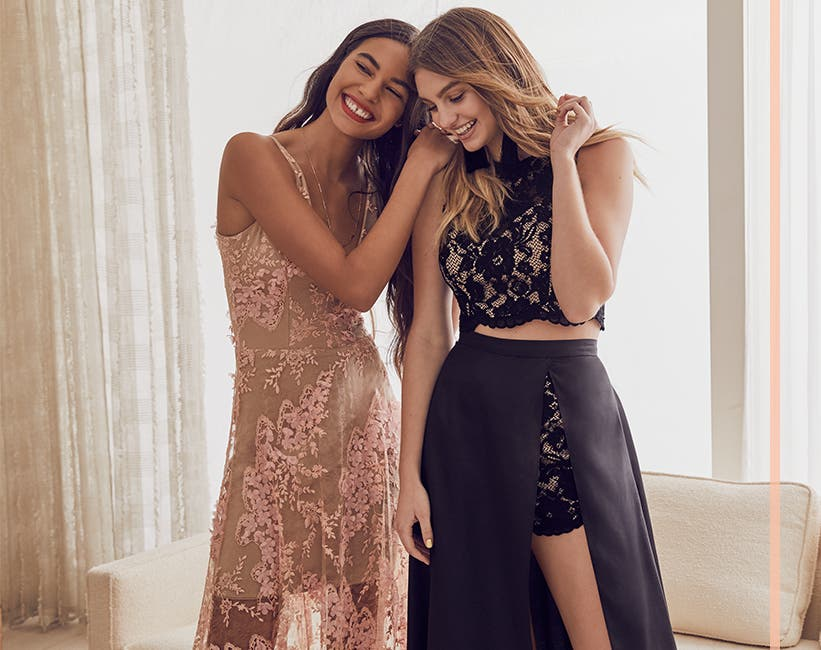 Best prom ever. Dresses, shoes, accessories and more.