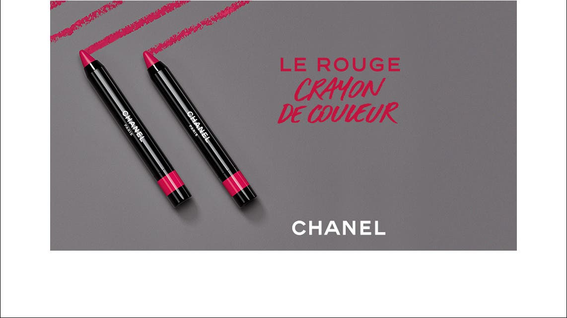 Le Rouge by Chanel.