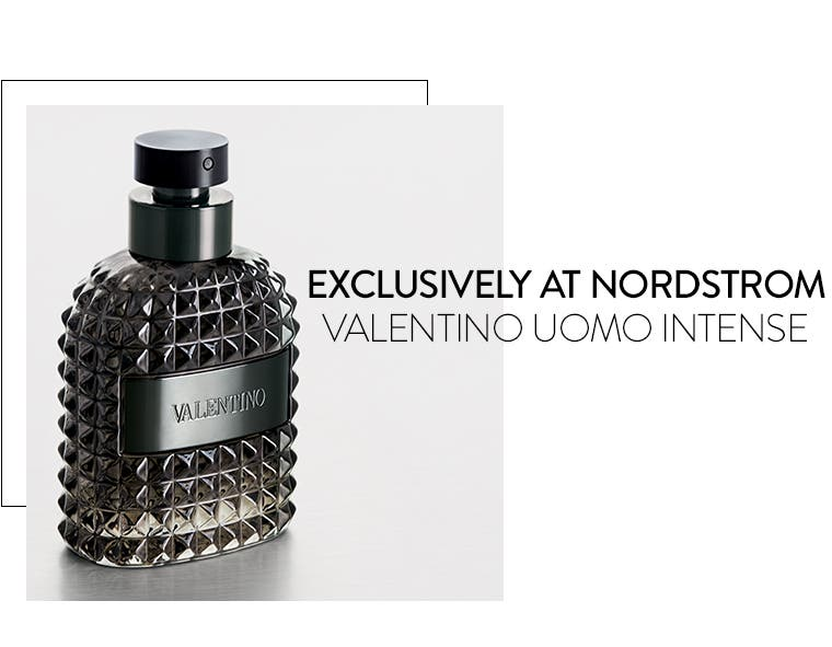 Exclusively at Nordstrom: Valentino Uomo Intense.