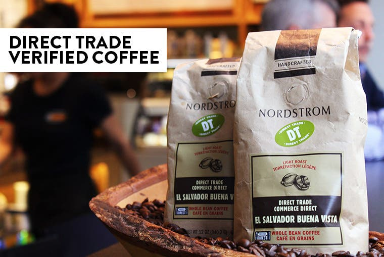 Direct Trade Verified Coffee