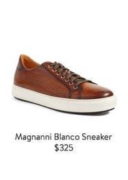 Magnanni Blanco Sneaker.