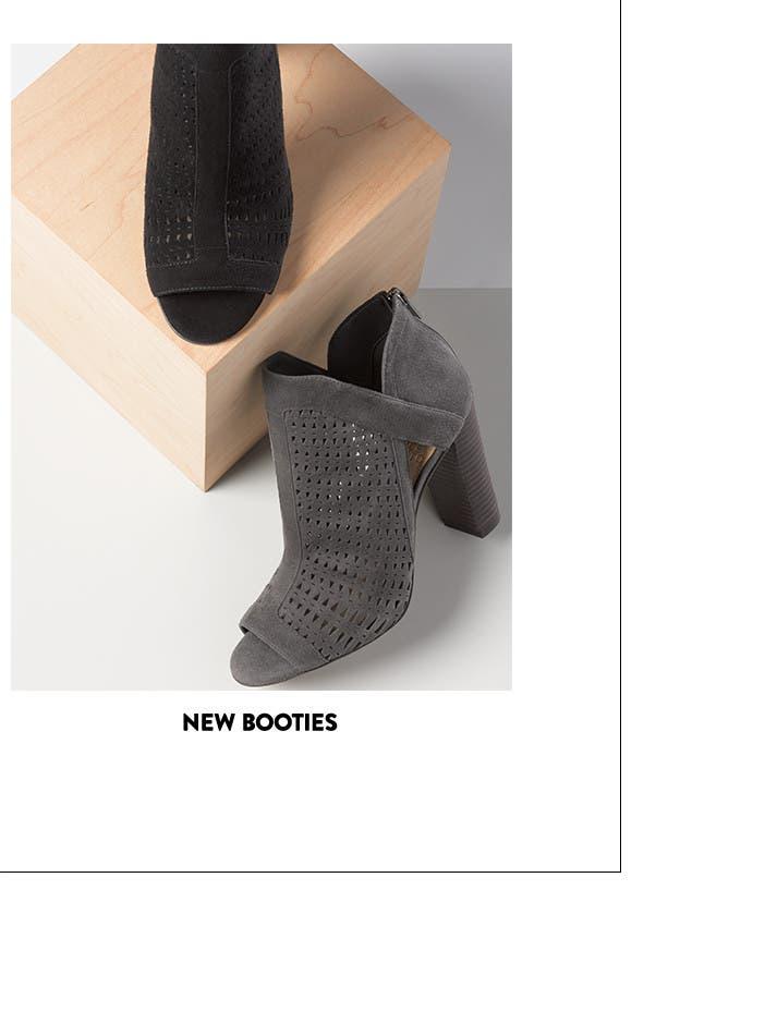 New booties.