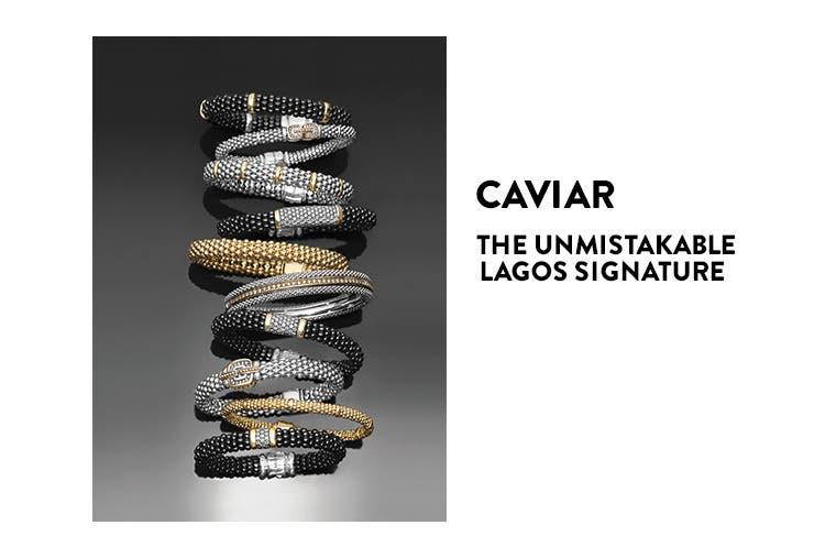 Caviar, the signature LAGOS style.