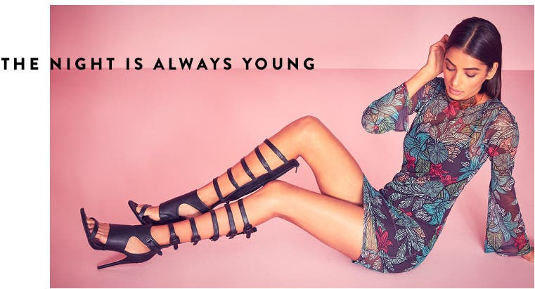 Women's trend dresses from Missguided and more.