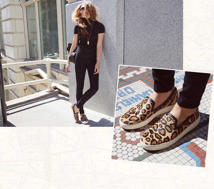 Fall shoe collection by Sam Edelman