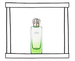 Hermès fragrances to share.