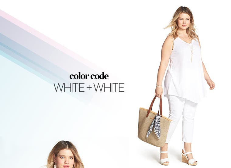 Color Code: white plus white.