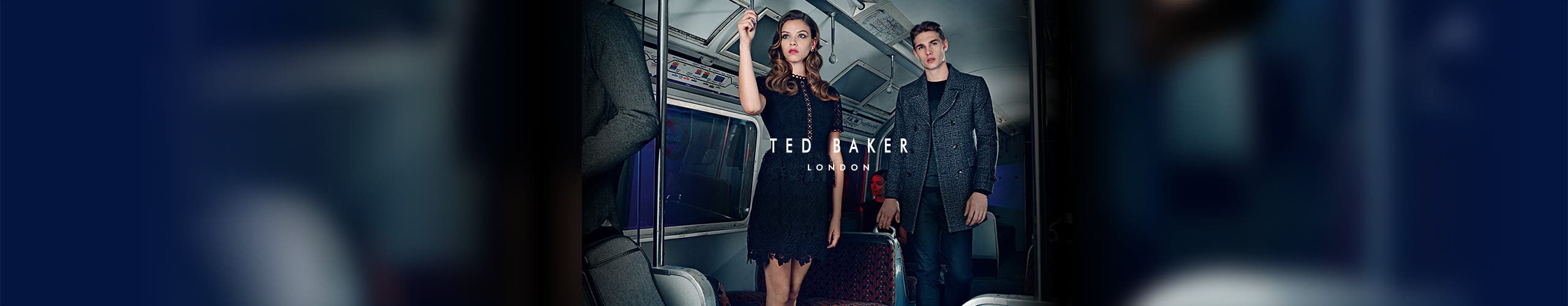 Ted Baker London clothing for women and men.