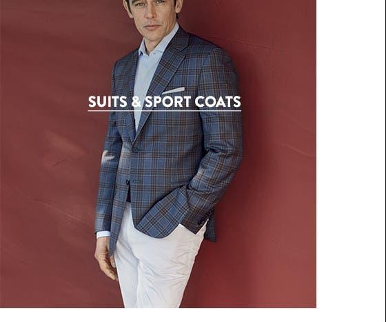 Suits & Sport Coats