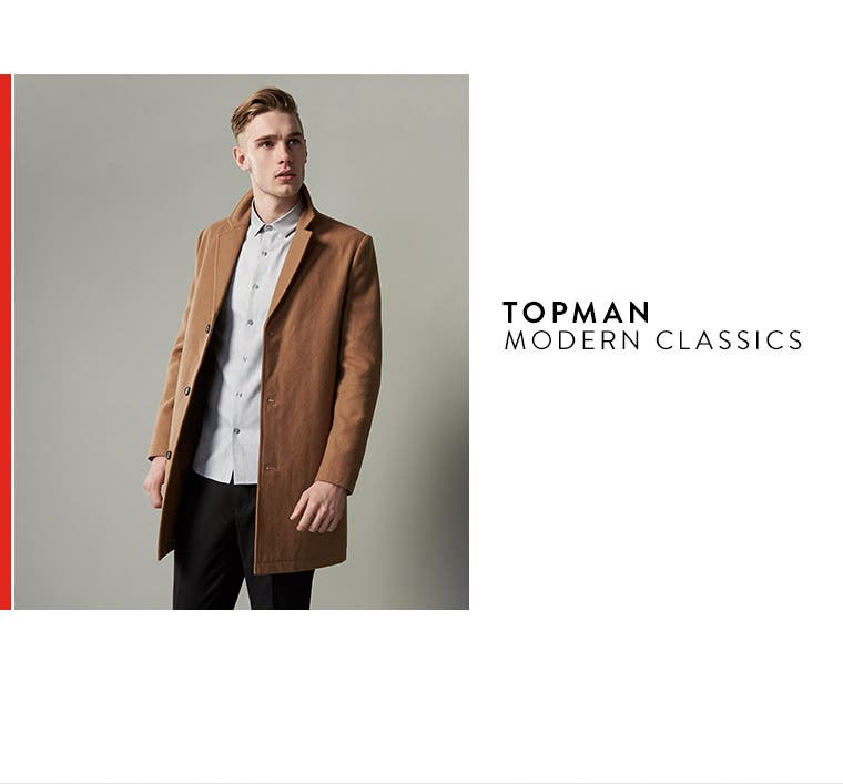 Topman: modern classics.