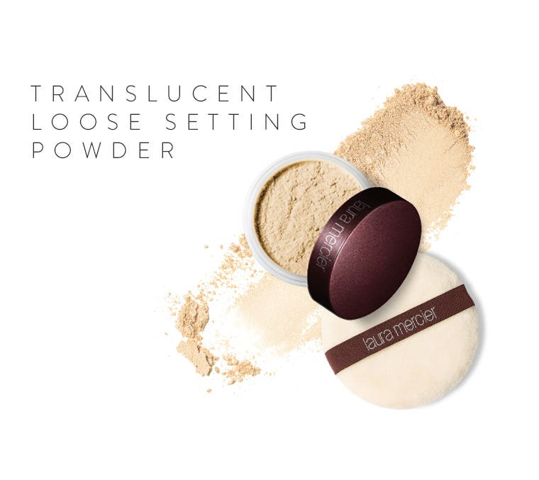 Translucent Loose Setting Powder.