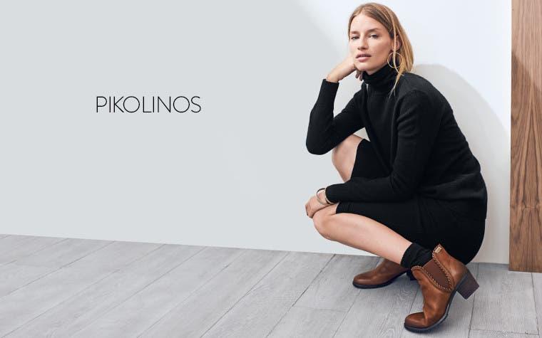 Pikolinos comfort booties.