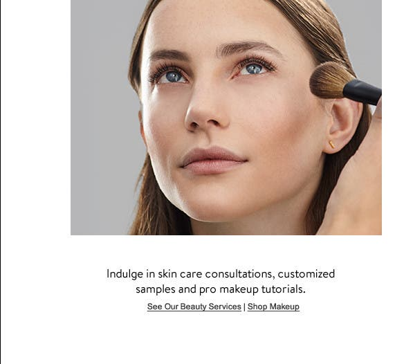 Get free beauty and skin care advice at Nordstrom.