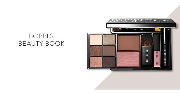 Bobbi's Beauty Book.