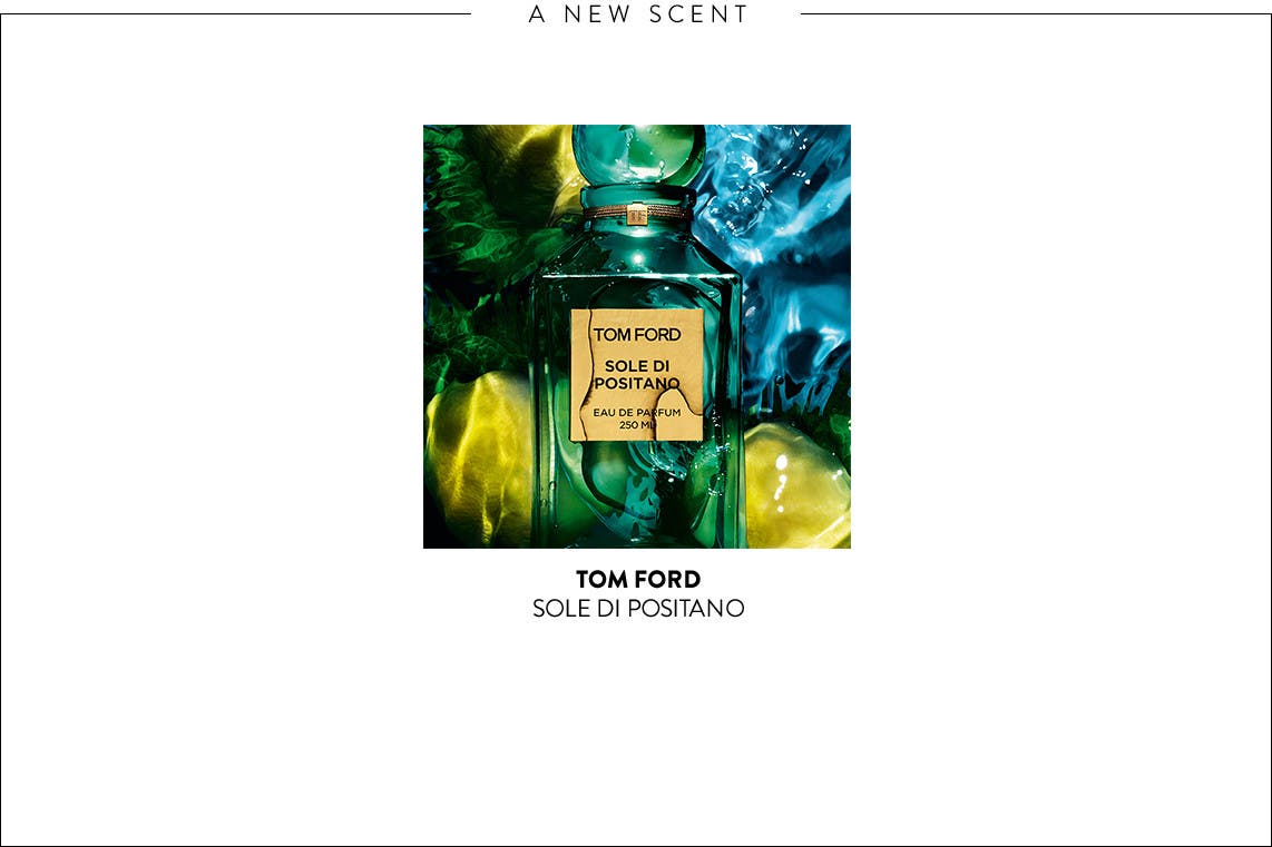 Tom Ford Sole di Positano.