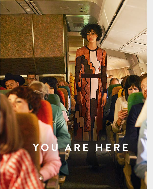 You Are Here. Watch our fall 2016 video.