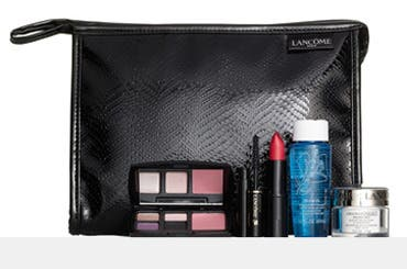 Choose your Lancôme gift with purchase.
