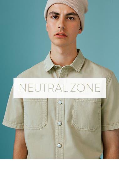 Neutral zone.