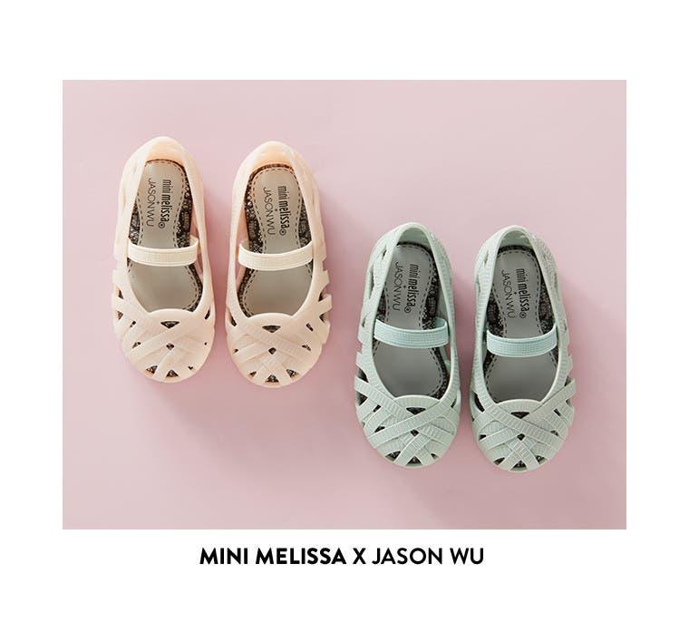Mini Melissa X Jason Wu.