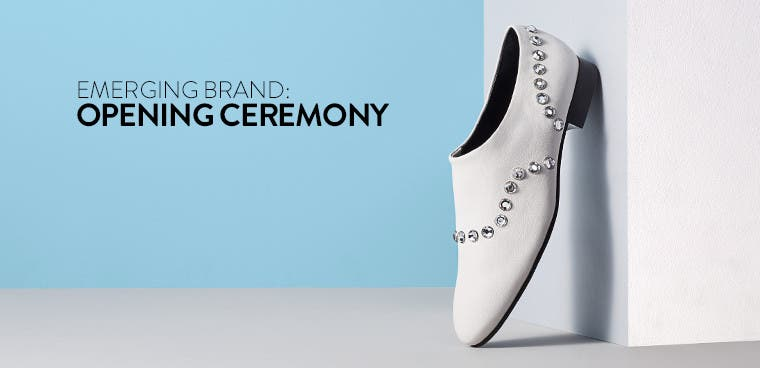 Emerging brand: Opening Ceremony.