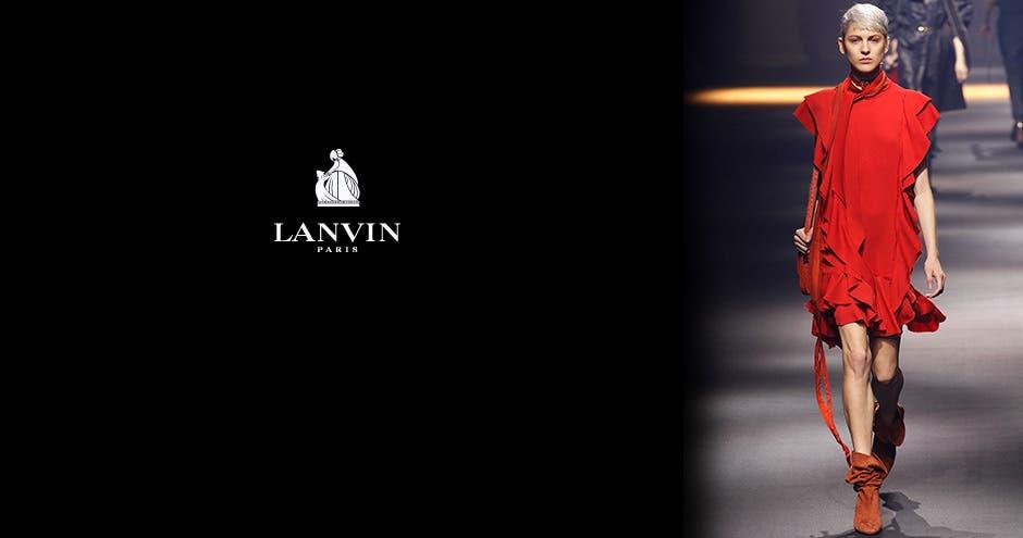 Lanvin.