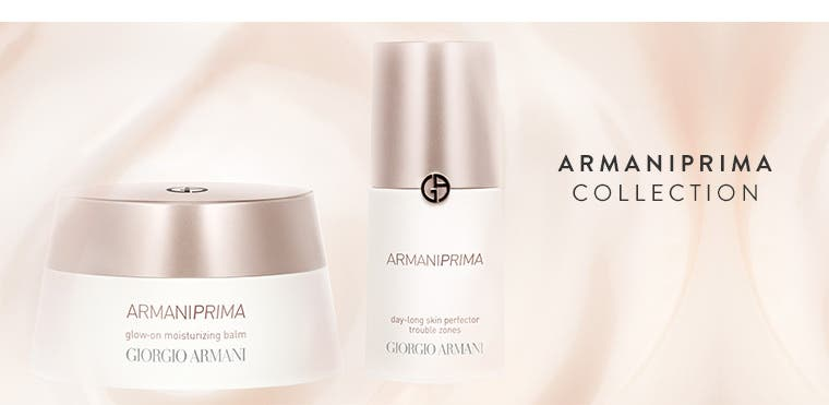 Girogio Armani ArmaniPrima Collection.