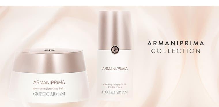 Girogio Armani ArmaniPrima Collection.