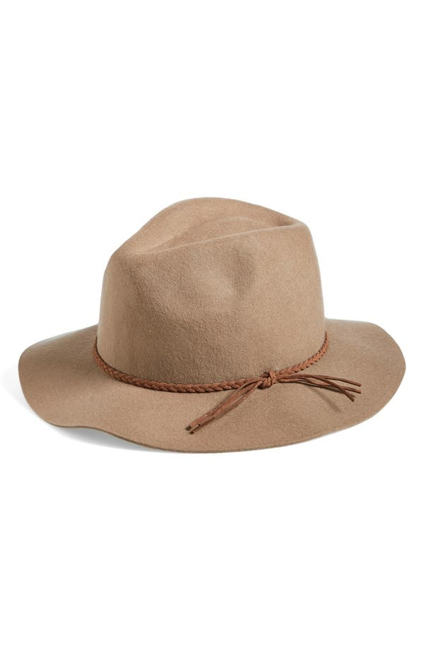 Wool Fedora (Online Only)