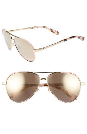Women's Kate Spade New York Amaris 59Mm Sunglasses -