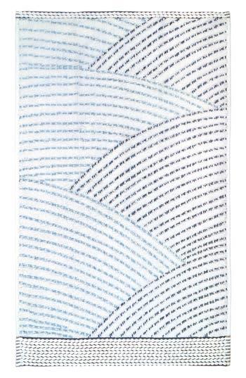 John Robshaw Sazid Hand Towel, Size One Size - Blue