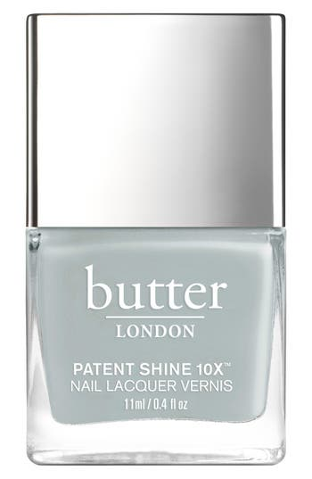 Butter London 'Patent Shine 10X' Nail Lacquer - London Fog