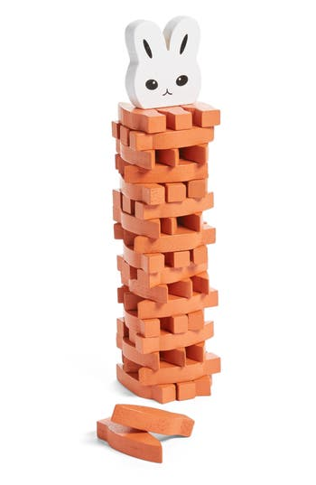 Toddler Kikkerland Design Stack The Carrots Game