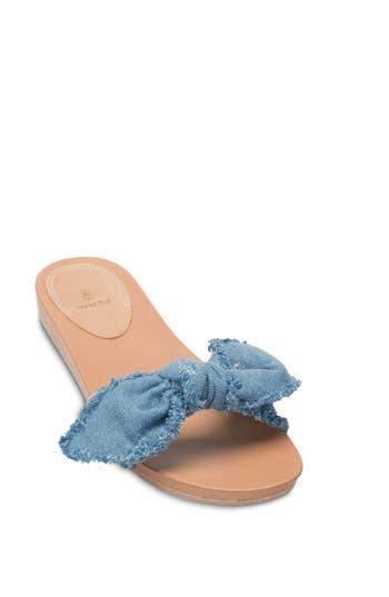 Women's Bill Blass Carmen Slide Sandal