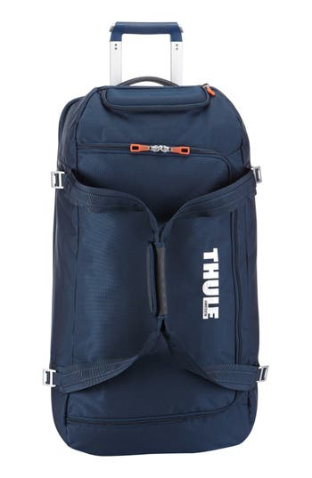 Thule Crossover 87-Liter 31-Inch Rolling Duffel Bag