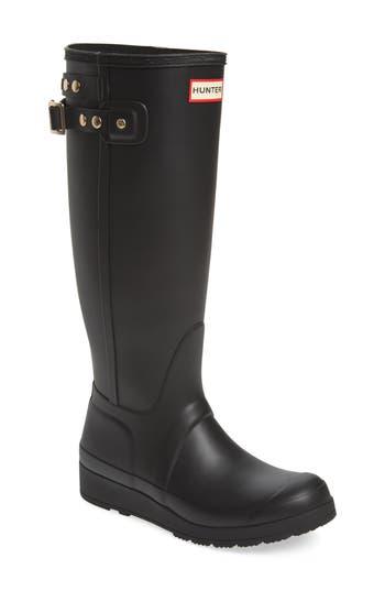 Hunter Original Tall Studded Wedge Rain Boot