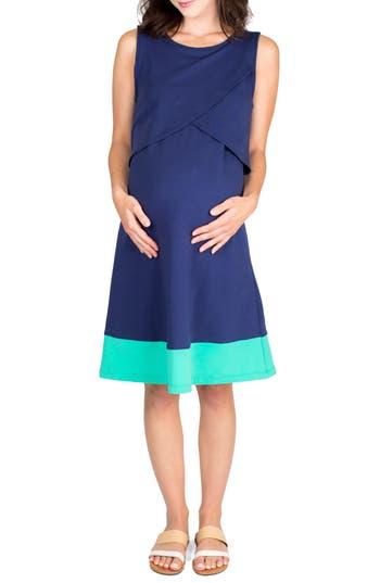 Nom Maternity Sophia Maternity/nursing Dress