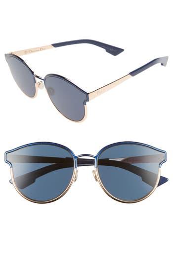 Women's Dior Symmetrics 59Mm Sunglasses - Marble Blue