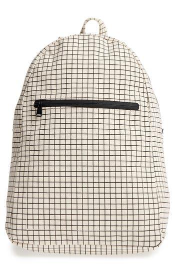 Baggu Canvas Backpack - Beige
