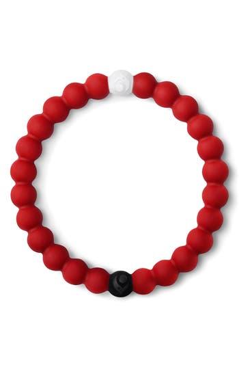 (Red) X Lokai Global Fund Red Bracelet