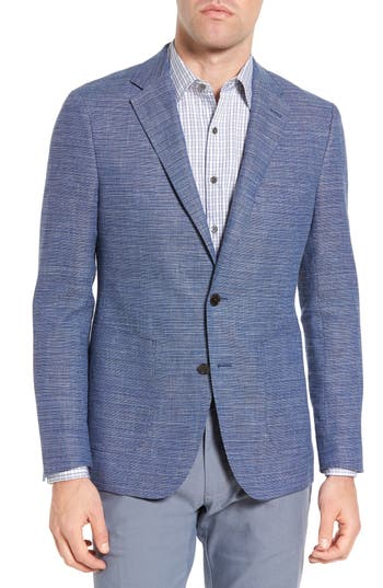 Rodd & Gunn Eastbrook Regular Fit Linen & Wool Sport Coat
