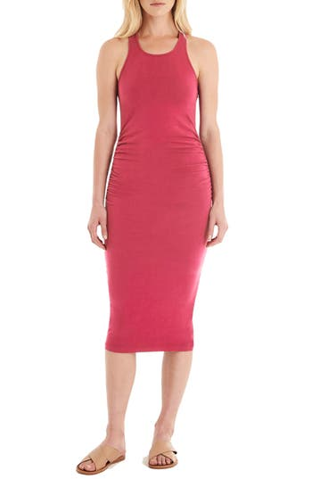 Michael Stars Racerback Midi Dress, Pink