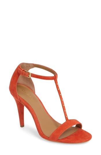 Women's Calvin Klein Nashra T-Strap Sandal