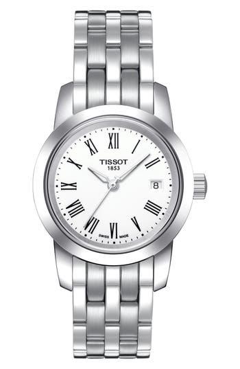 Women's Tissot Classic Dream Bracelet Watch, 28Mm