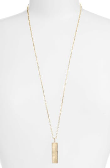 Women's Anna Beck Long Bar Pendant Necklace