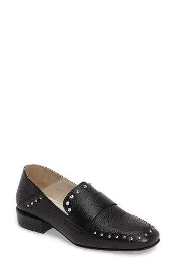 Kenneth Cole New York Bowan 2 Convertible Drop Heel Loafer, Black