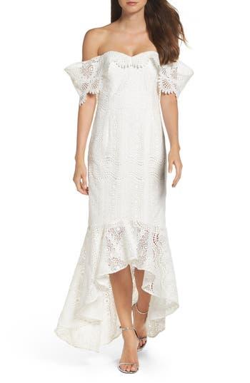 Shoshanna Vanowen Dress, White