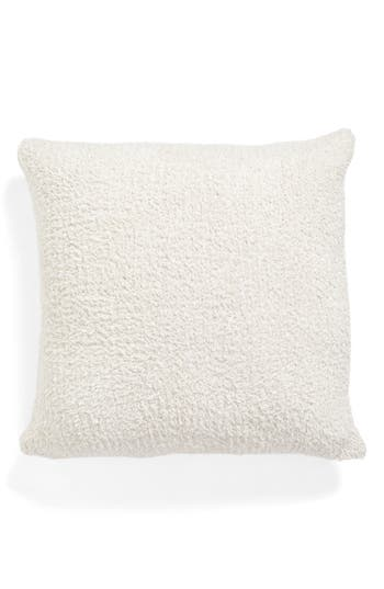 Barefoot Dreams Cozychic Heathered Accent Pillow, Size One Size - Beige