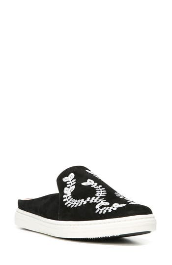 Via Spiga Rina Slide Sneaker- Black