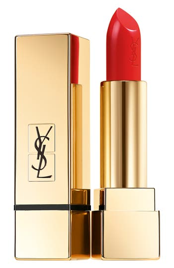 Yves Saint Laurent Rouge Pur Couture Lip Color - 50 Rouge Neon at NORDSTROM.com
